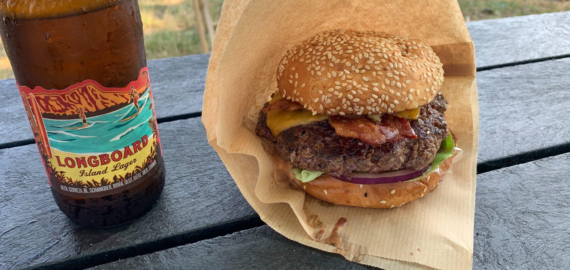 Molskroen: De vildeste burgere fra foodtrucken, Original Grill