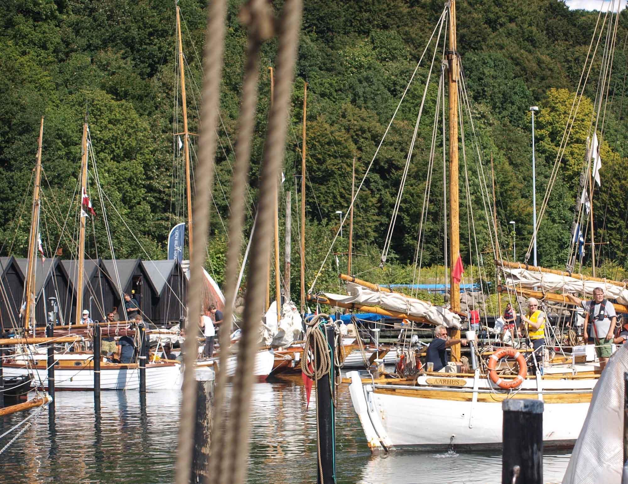 Gang i havnen: Folkefest på Fiskerivej med et hav af aktiviteter
