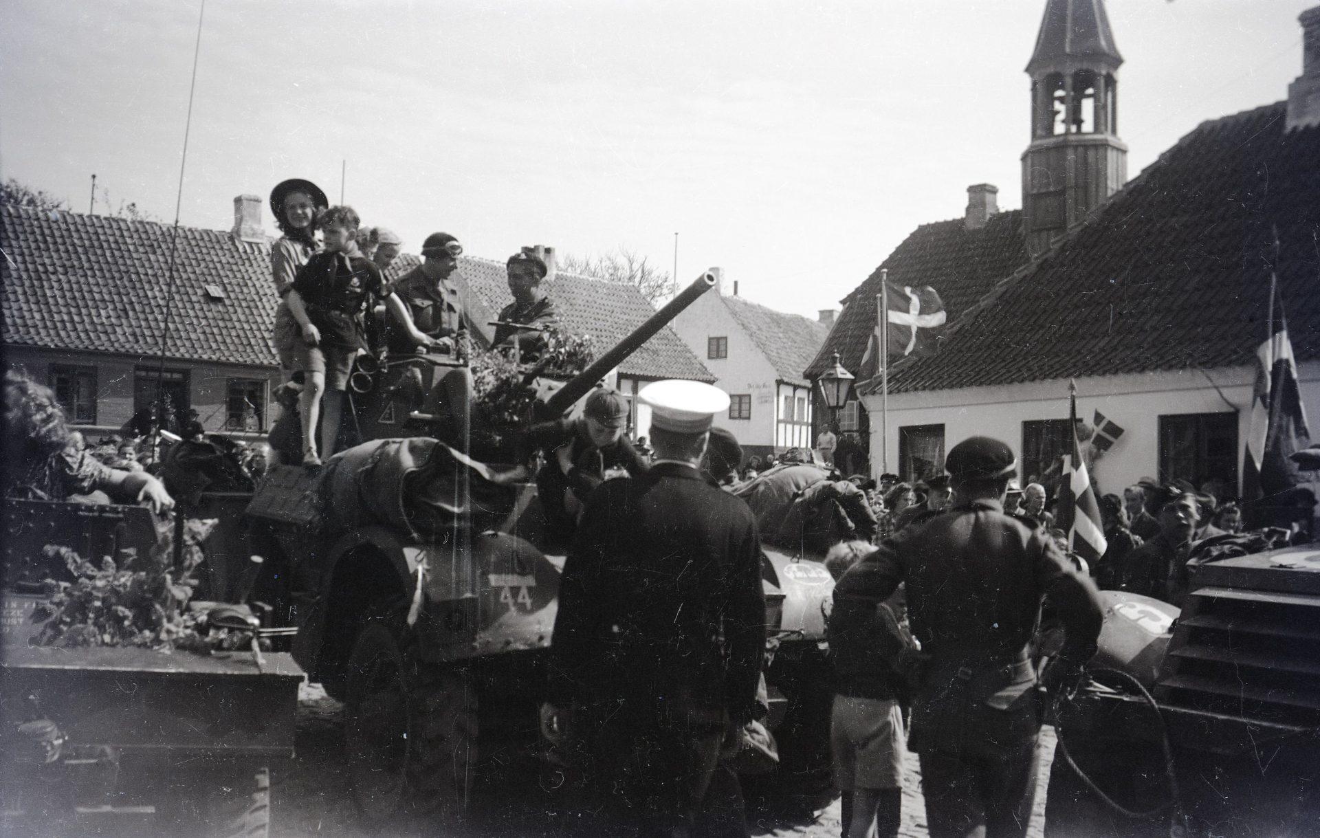 Ebeltoft: Historier om besættelsen rykker ind på Maltfabrikken