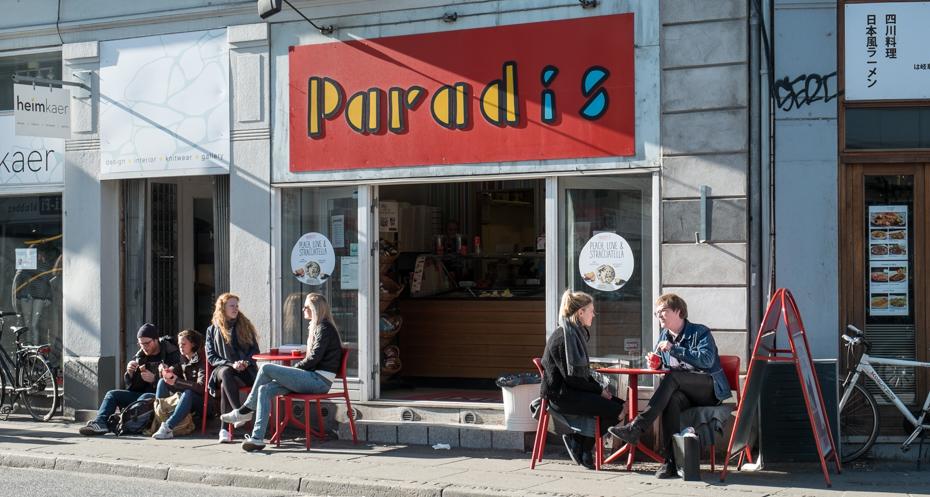 Kvitog frit: Paradis skyder sæsonen i gang med gratis is i Århus