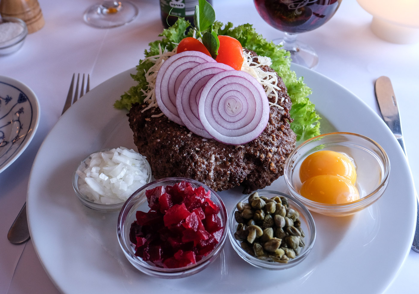 Restaurant Europa: Ukompliceret dansk mad og værtskab med stort V