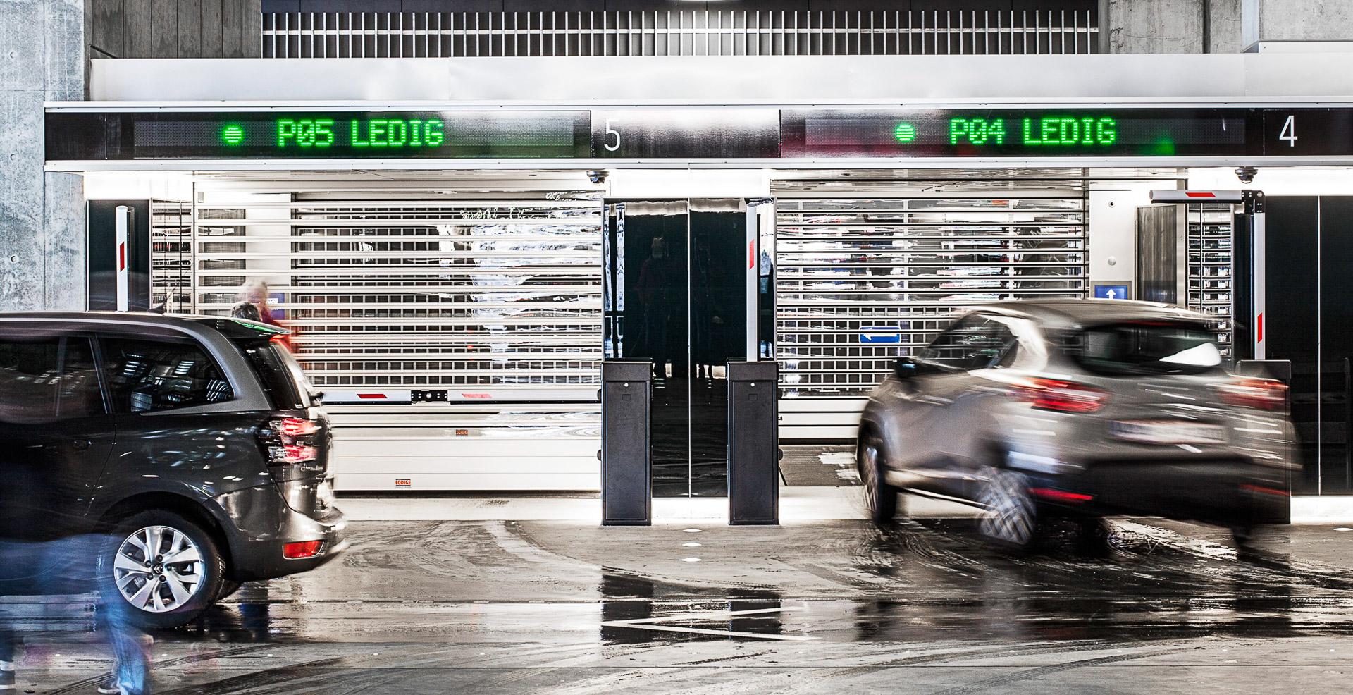 DOKK1: Nye bilister siger ja tak til gratis parkering i midtbyen