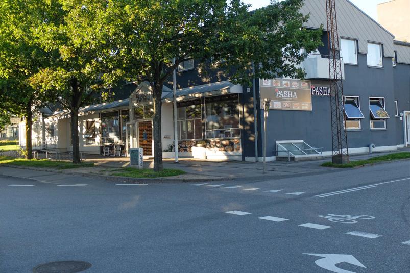 Pasha - Restaurant & Café