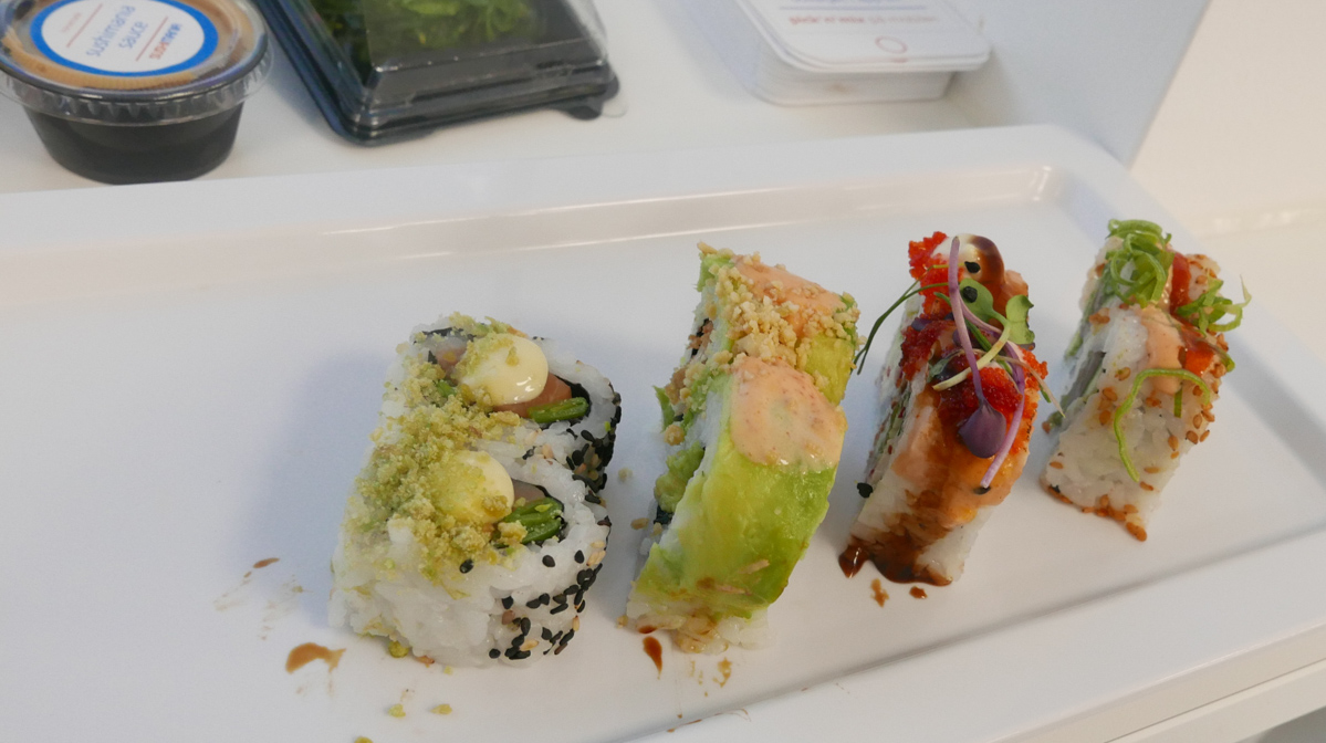 Anmeldelse: SushiMania i Viby - bedste sushi i Aarhus til prisen?