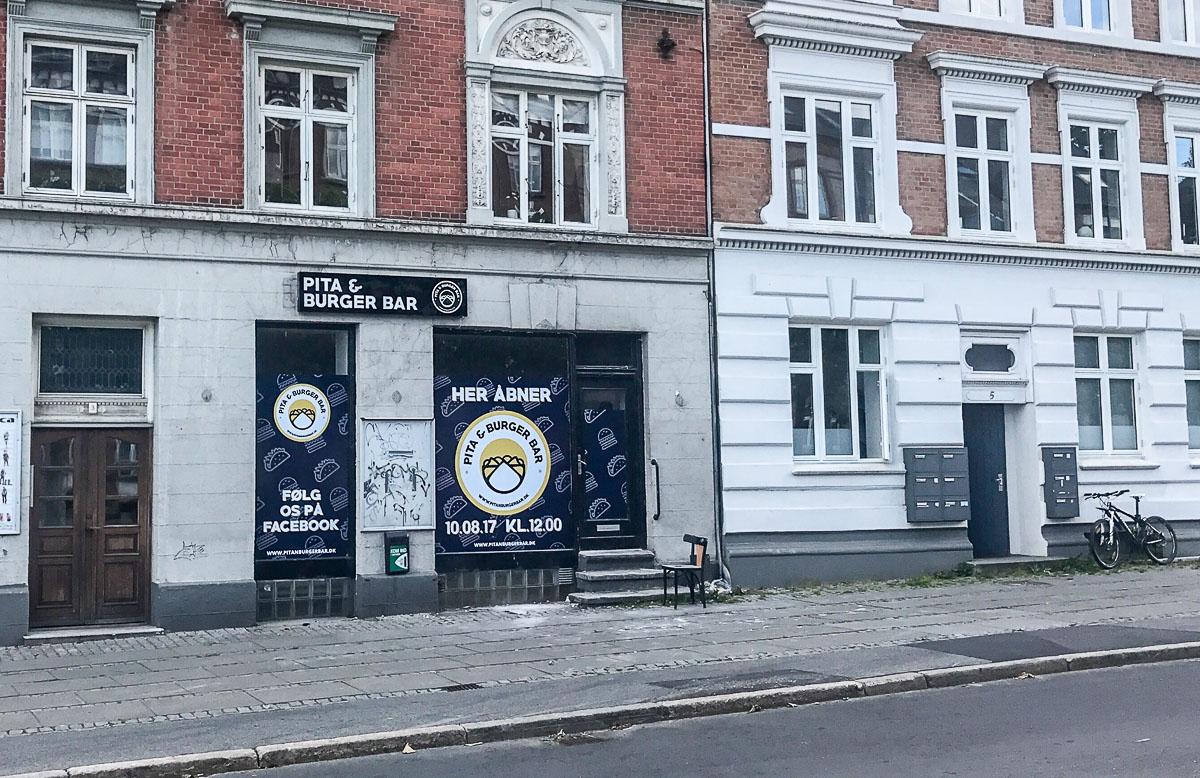 Østbanetorvet: Ny pita & Burger Bar med flammegrillet lammeculotte og oksefilet