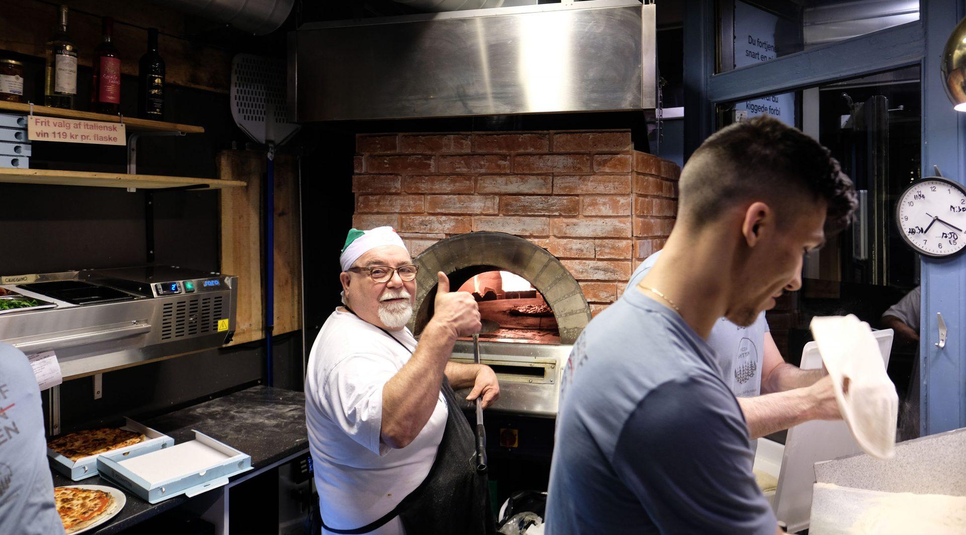 Pizzakæde i Aarhus udvider: Åbner restauranter på Sønder Allé og i Trøjborg Centret
