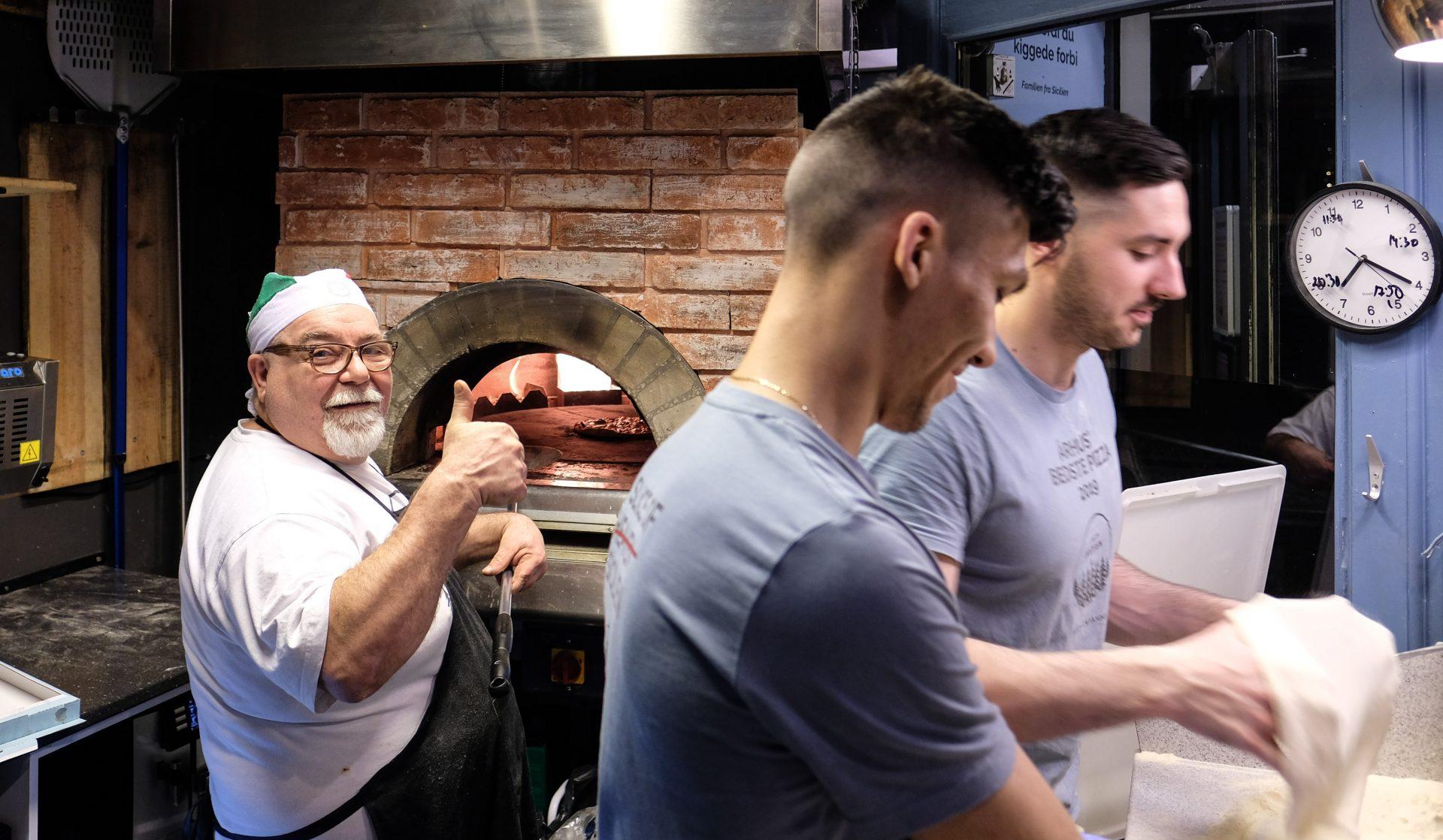 Pizza Hytten: En vild oplevelse på den gode måde - til prisen et hit