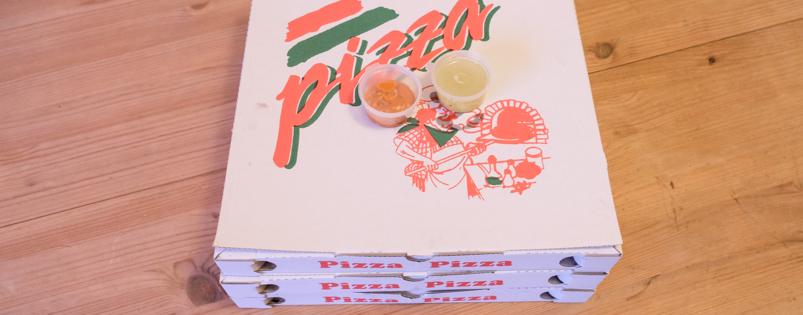 Pizza fra La Trattoria_