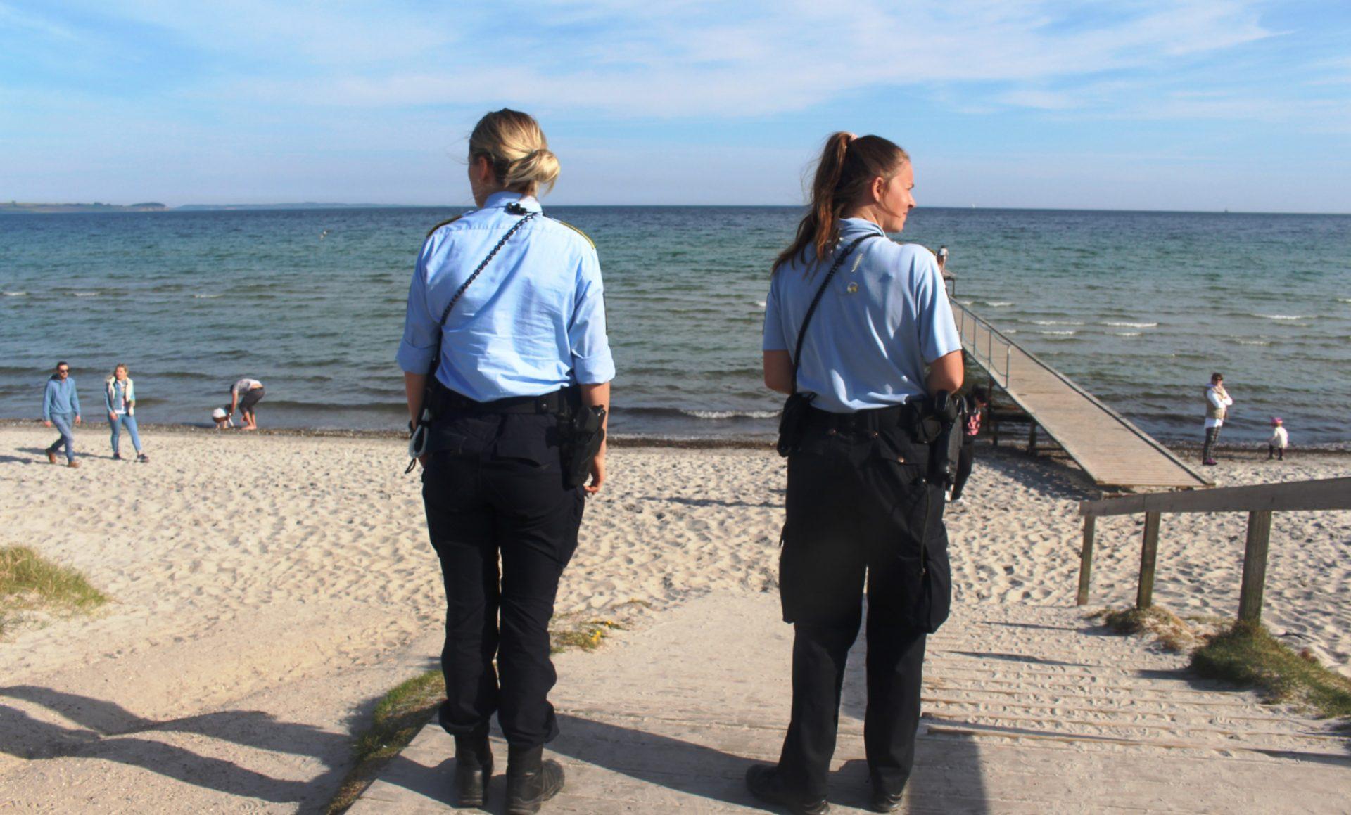 COVID-19: Østjyllands Politi opretter tre hotspots i Aarhus