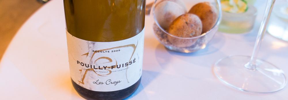 Pouilly Fuisse, Les Crays på Frederikshøj