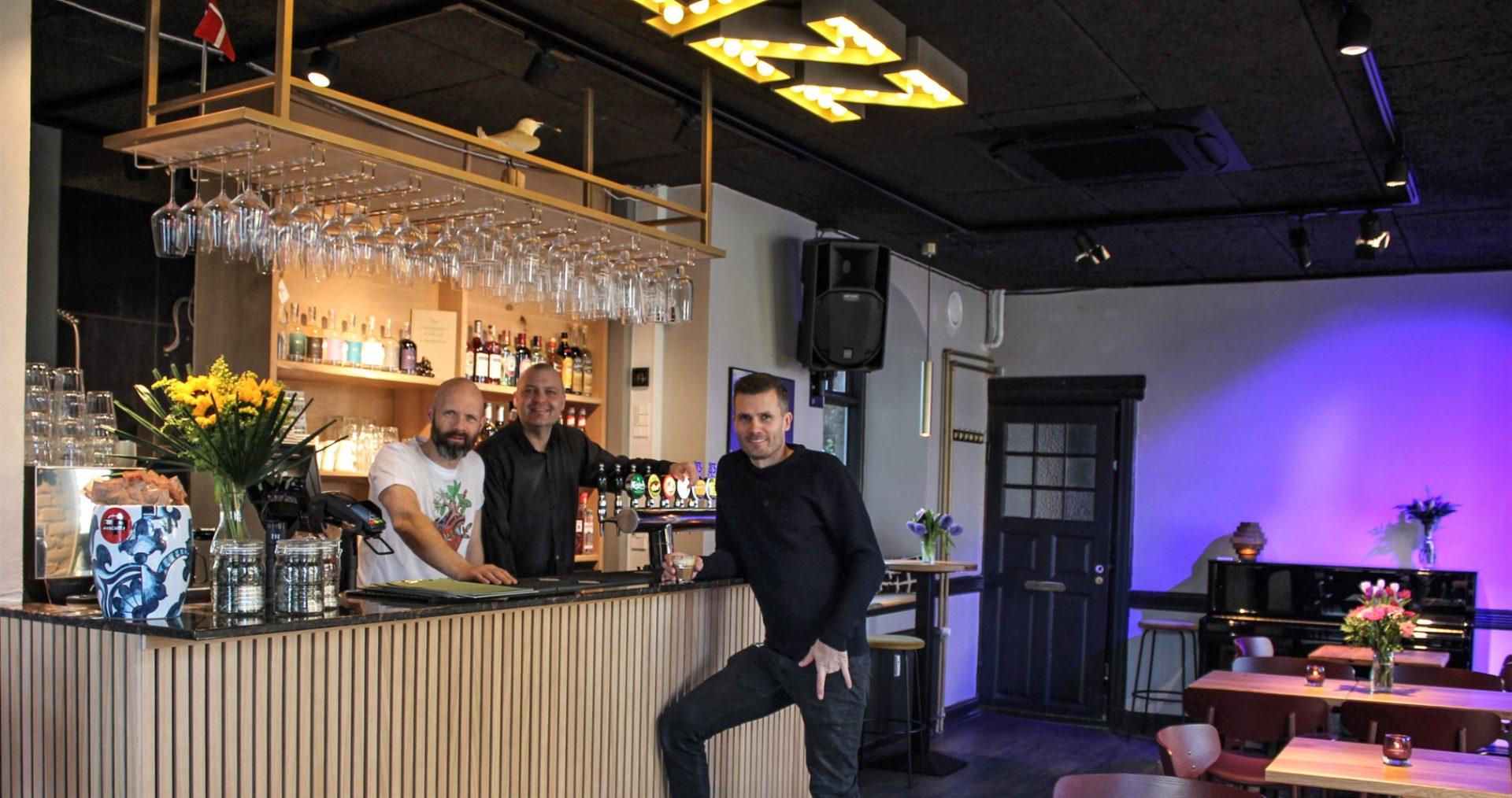 Cafe Støj ved Sydhavnen: Svensk jazzikon åbner nyt spillested i Aarhus