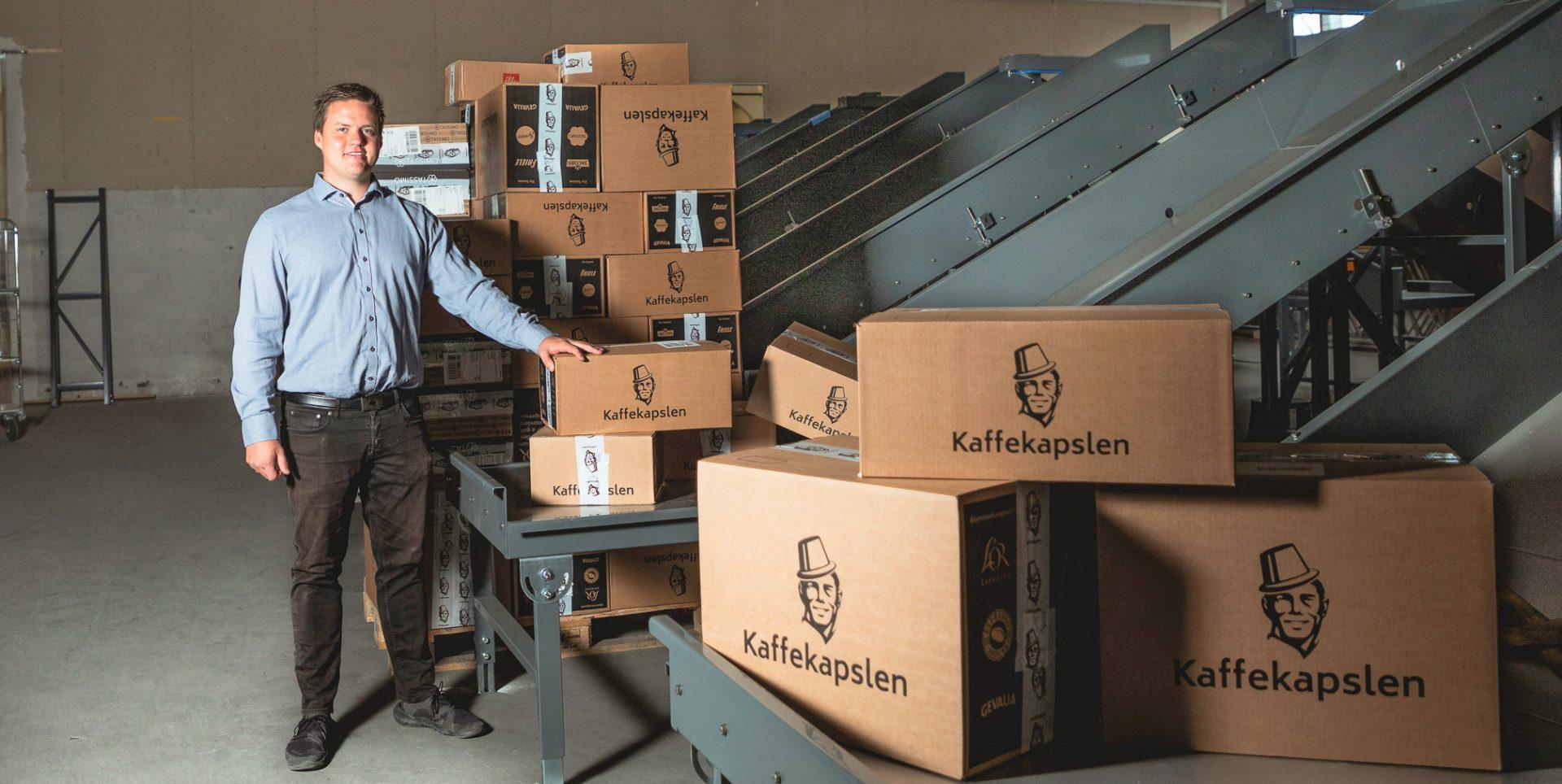 Kaffekapslen: Investering i sorteringsanlæg skal understøtte væksten
