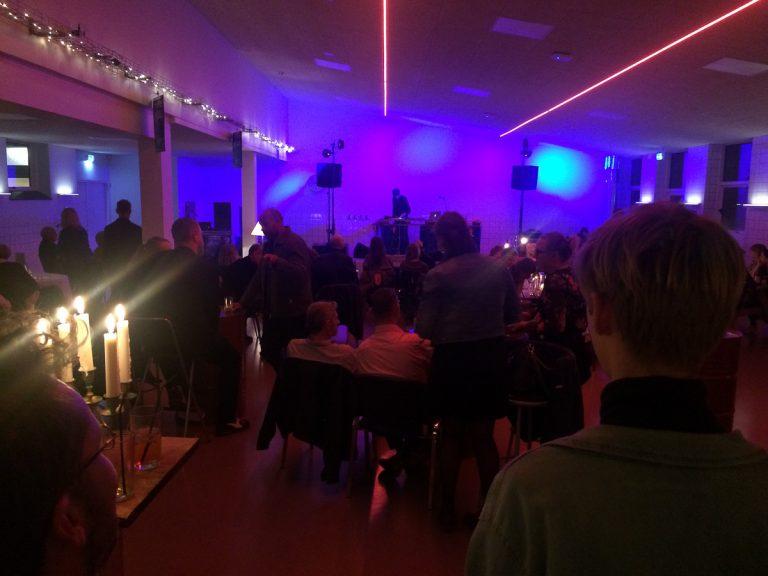 Første koncert i DK: Berlinsk DJ imponerede i Odder
