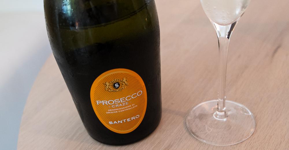 Prosecco Craze fra huset Santero i Piemonte på Det Gamle Mejeri
