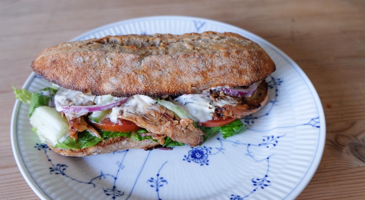 Madanmeldelse: Sjusk, og manglende smag hos Byens Burger