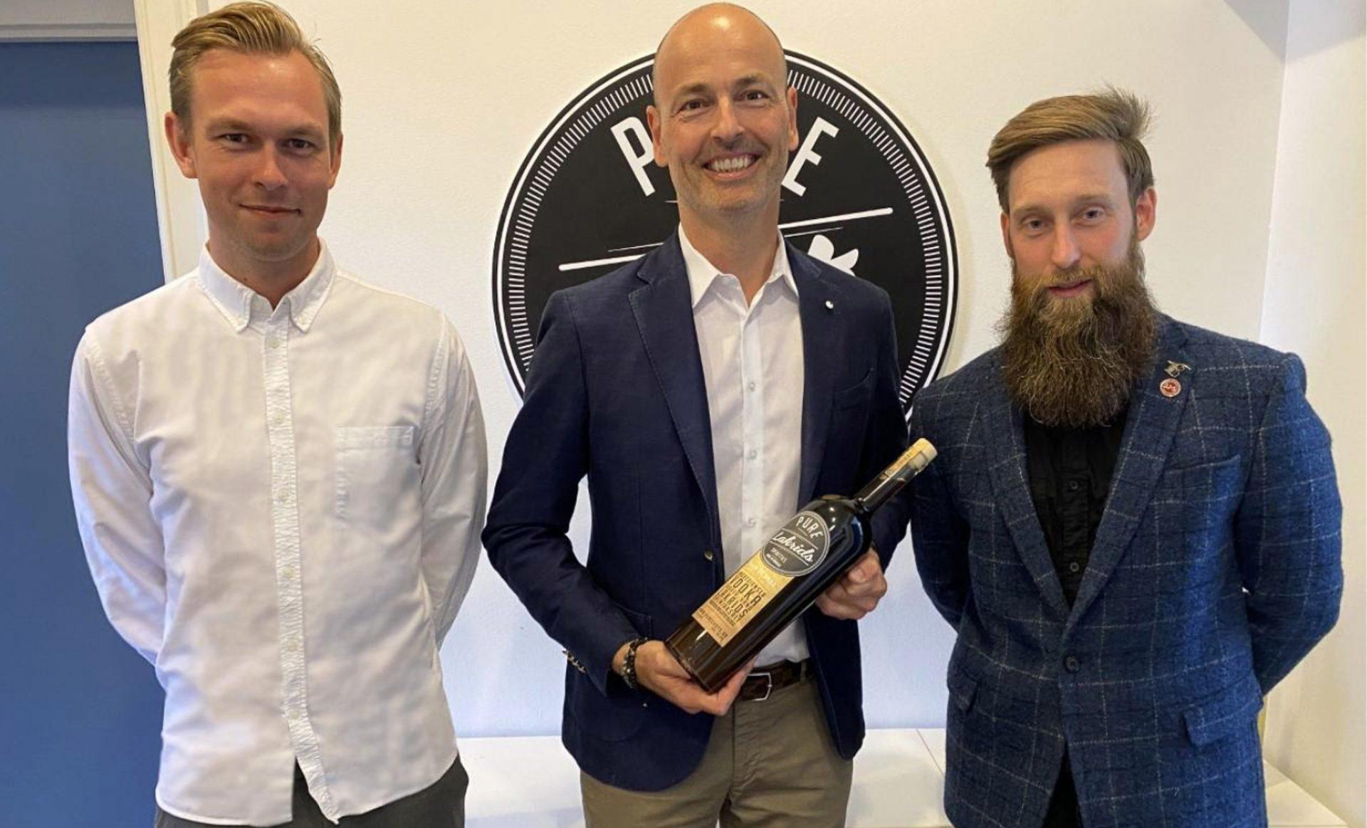 Pure Shots får ny bestyrelsesformand: Henrik Overgaard skal sætte skub i væksten