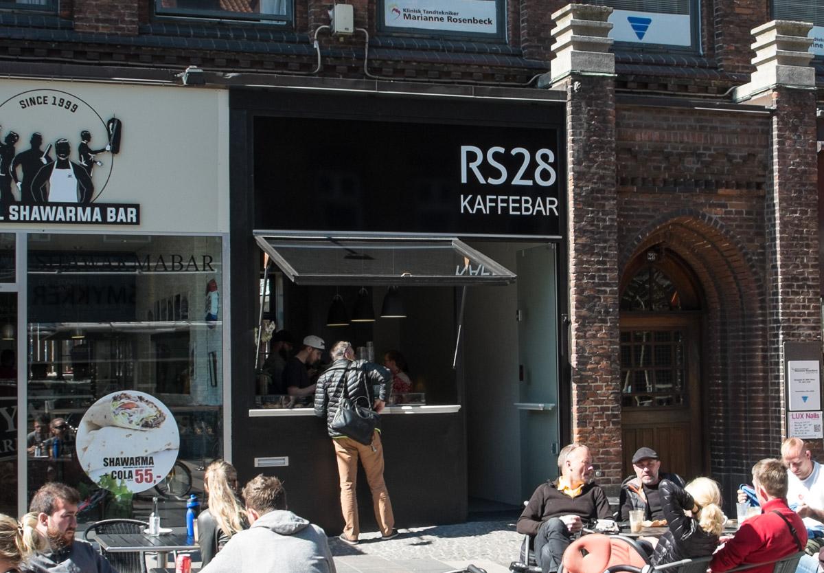 RS28 i Ryesgade - Aarhus Update
