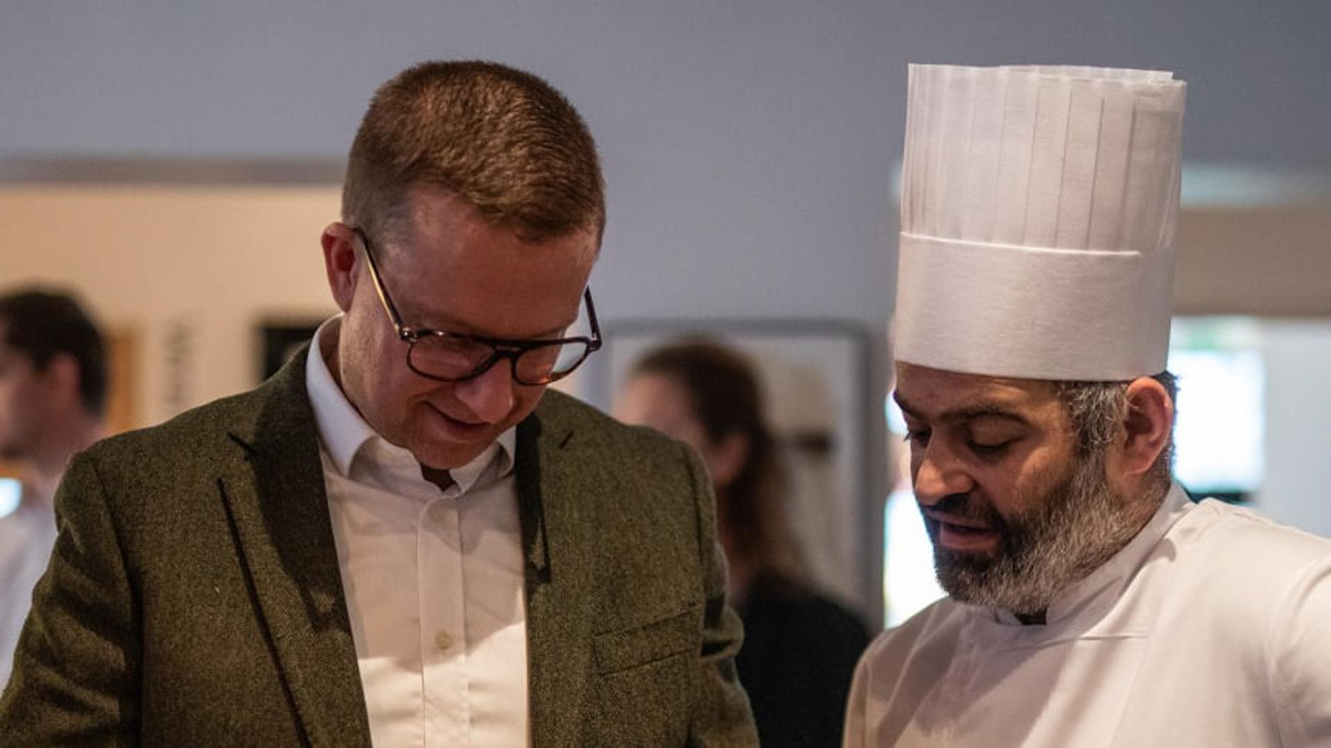 Lidl udvider luksussortiment med chokolader fra prisvindende dansk chokoladefabrik og Wassim Hallal