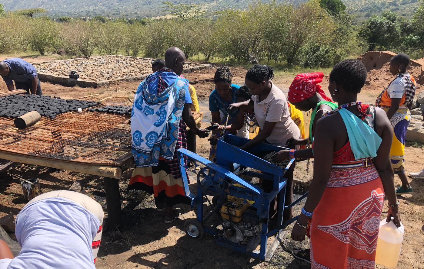 Ree Park Safari Run: Løbssucces betyder flere penge til udsatte kvinder i Kenya