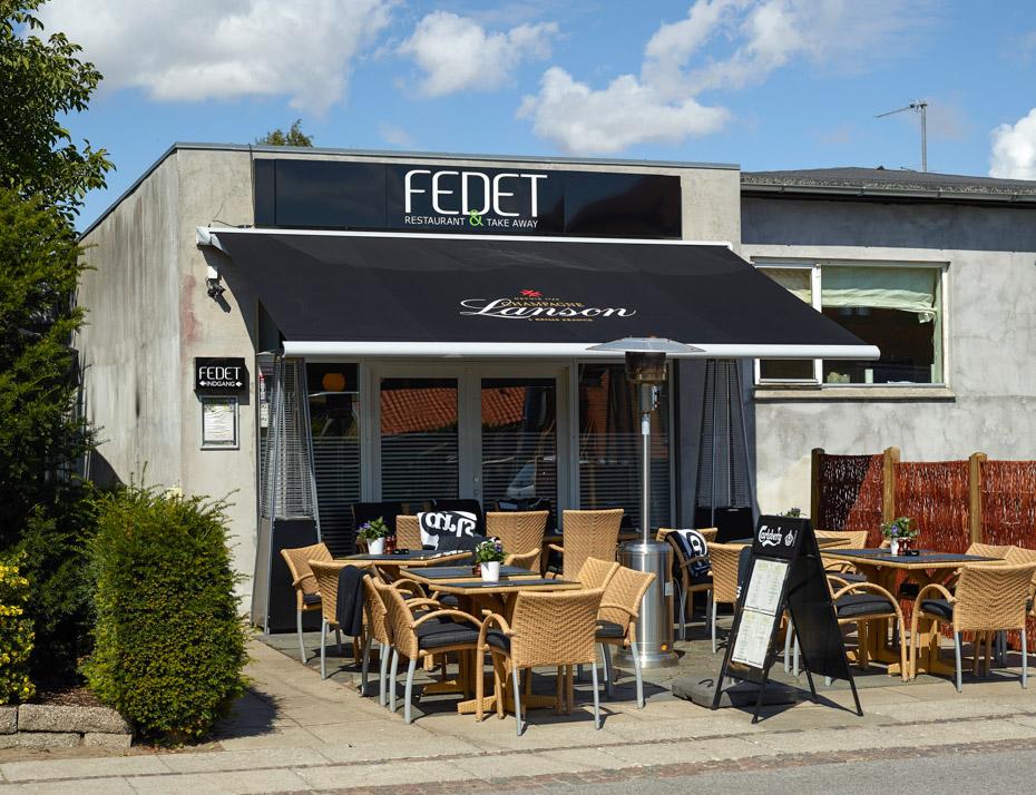 Restaurant Fedet i Risskov