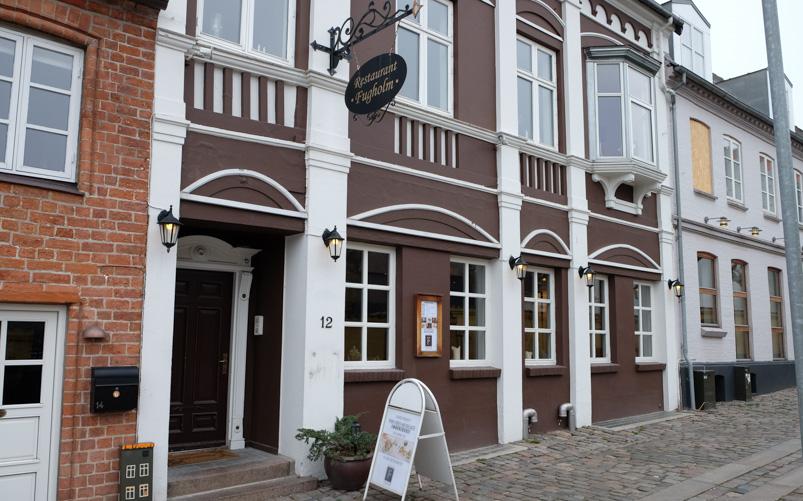 Restaurant Fugholm i Horsens