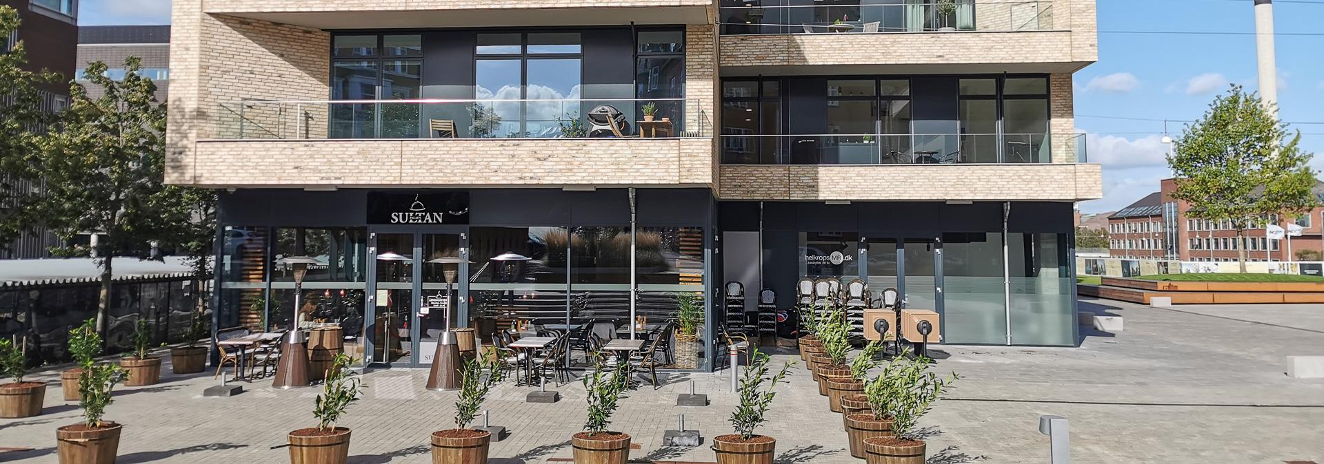 Frederiks Plads: Ny persisk/tyrkisk restaurant vil lave god mad, som alle har råd til at spise