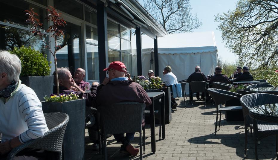 Restaurant Unicos terrasse