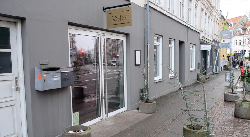 Restaurant Veto i Aarhus_