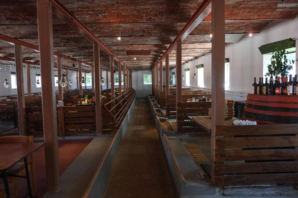 Restauranten - Møllegården på Alrø
