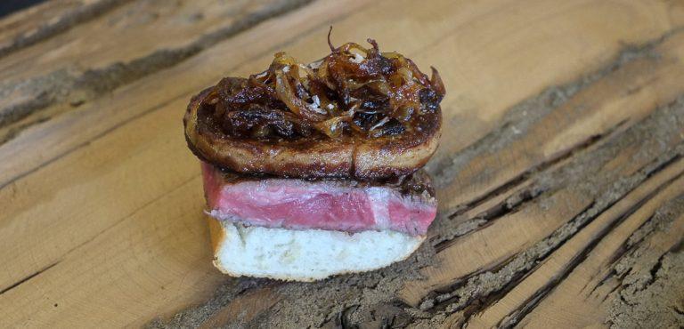 Ribeye og foie gras - Martin Schultz i kokkens livretter