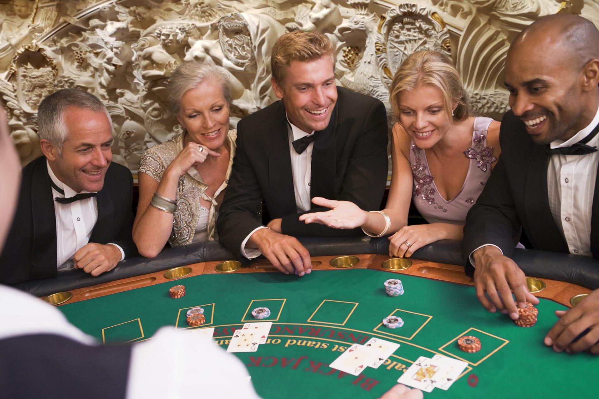 Firmafest med stil: En aften på Royal Casino