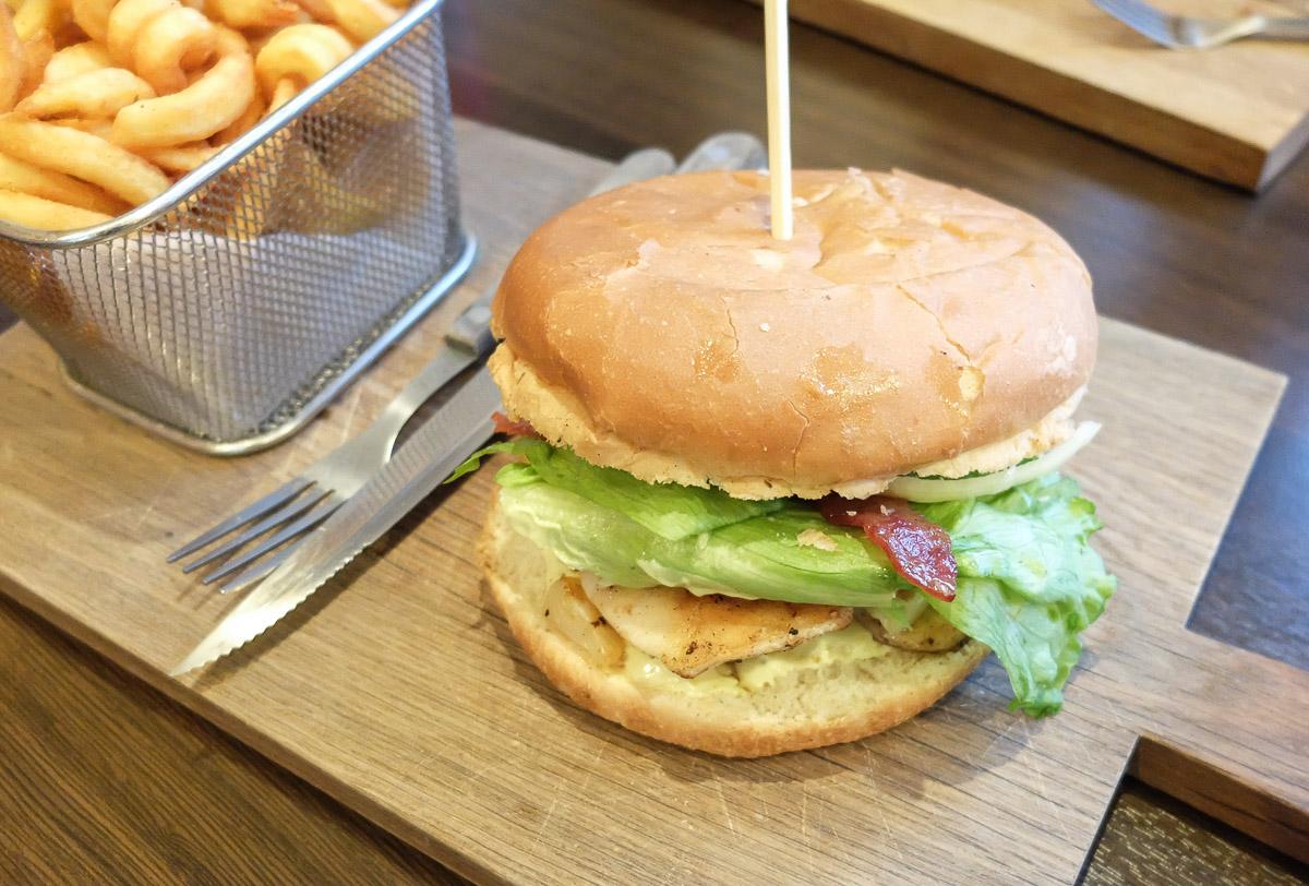 Royal Chicken Delux hos Burger Hut - Aarhus Update