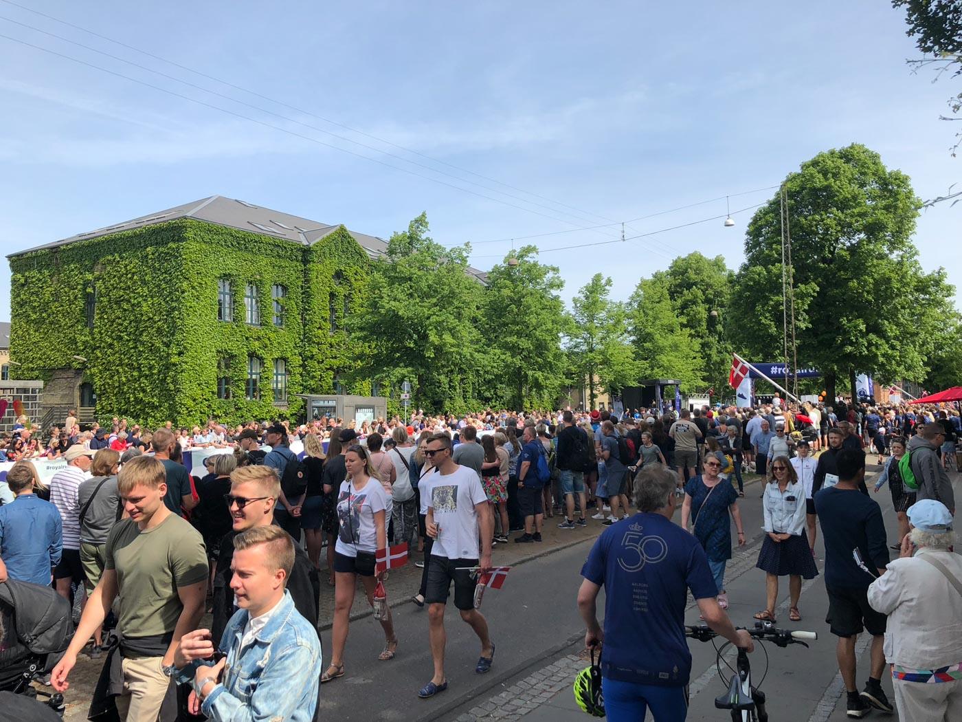 Royal Run: Kronprinsen løber uden om Aarhus næste år