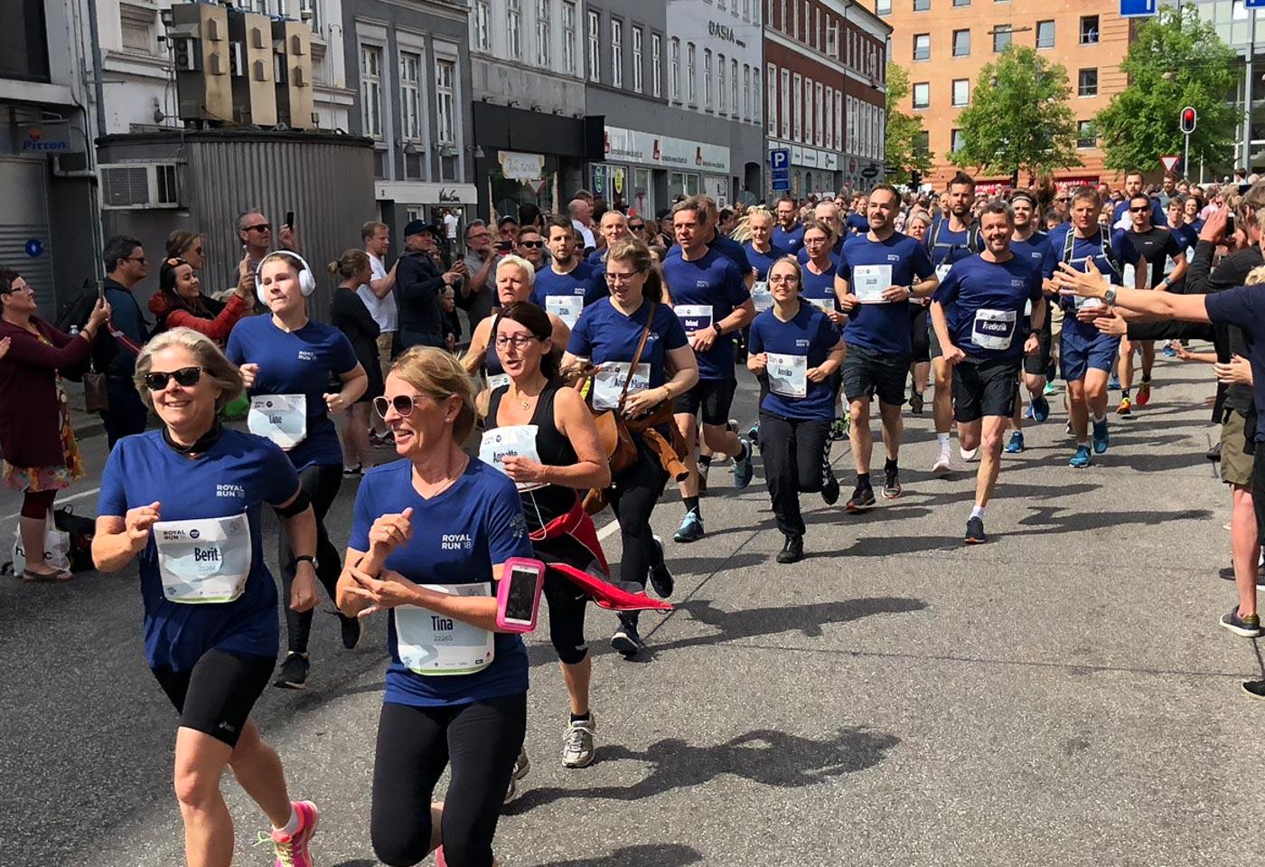 Kronprinsen aflyser: Royal Run er udsat - igen
