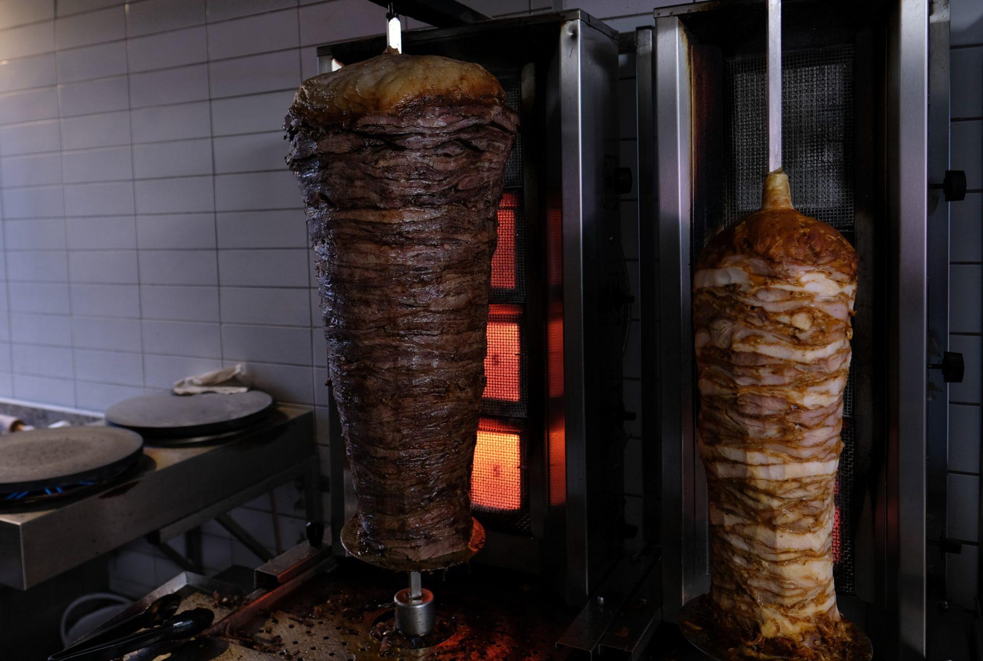 Udelukkende dansk: Nu er der kød fra Himmerland hos Royal Shawarma