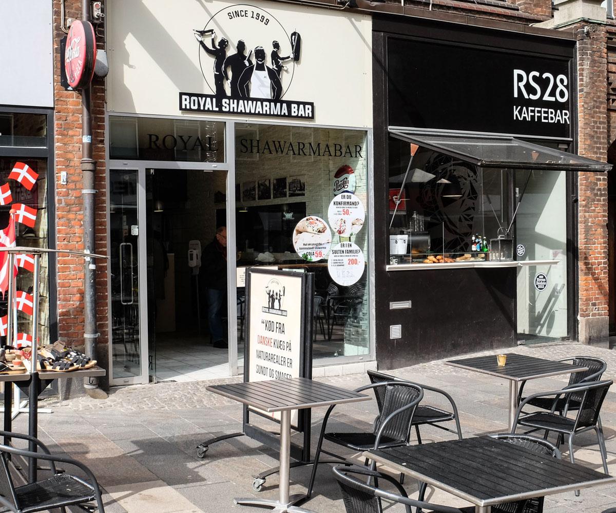 Royal Shawarma Bar: Opgraderer på kvaliteten fremfor at sætte priserne ned