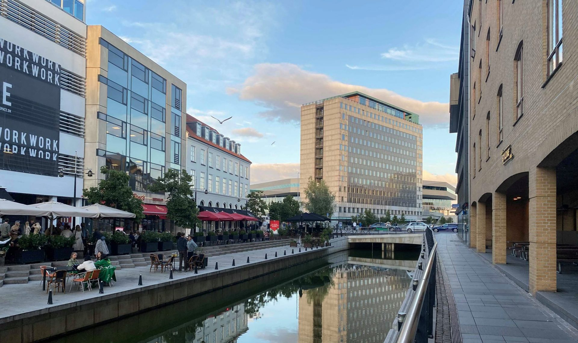 Pita Boulevard åbner ved åen: Inspirationen kommer fra Jacob's Pitabar