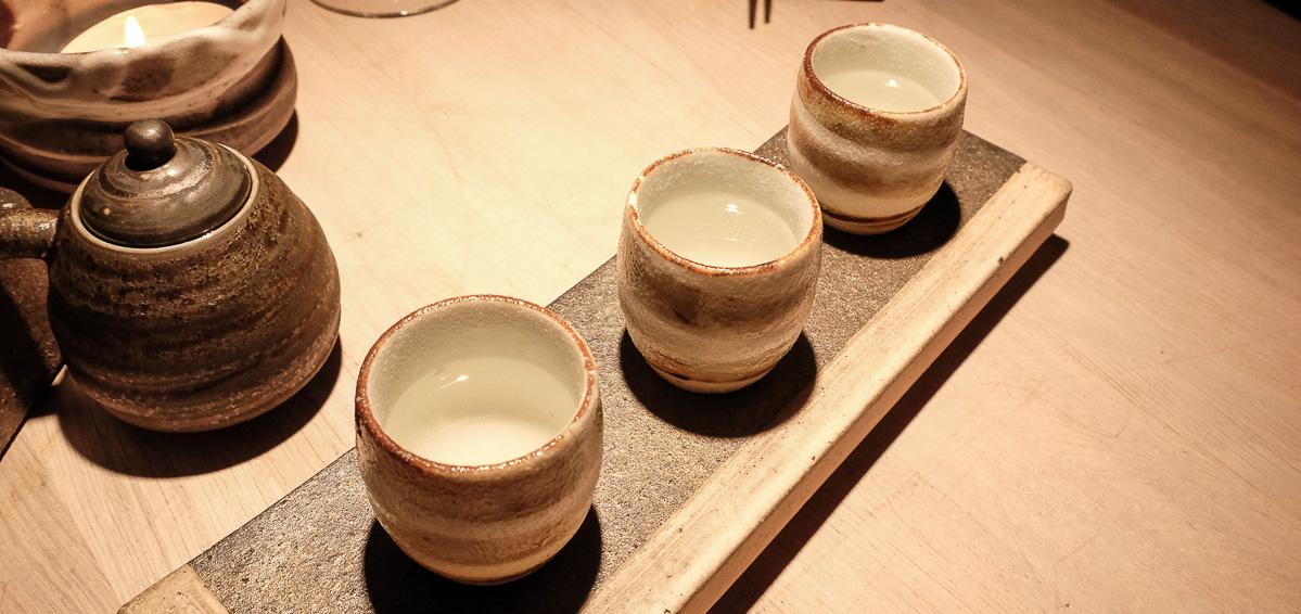 Sake hos Karma Sushi i Aarhus - Aarhus Update