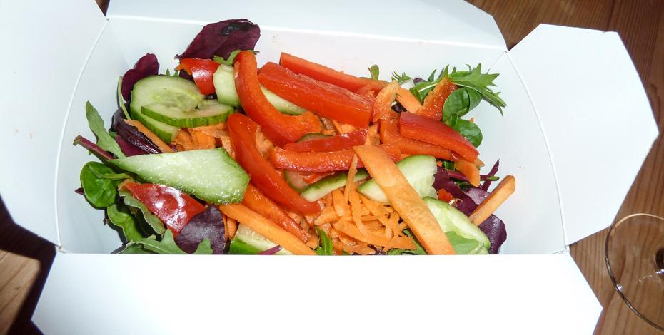 Salat fra Rodizio
