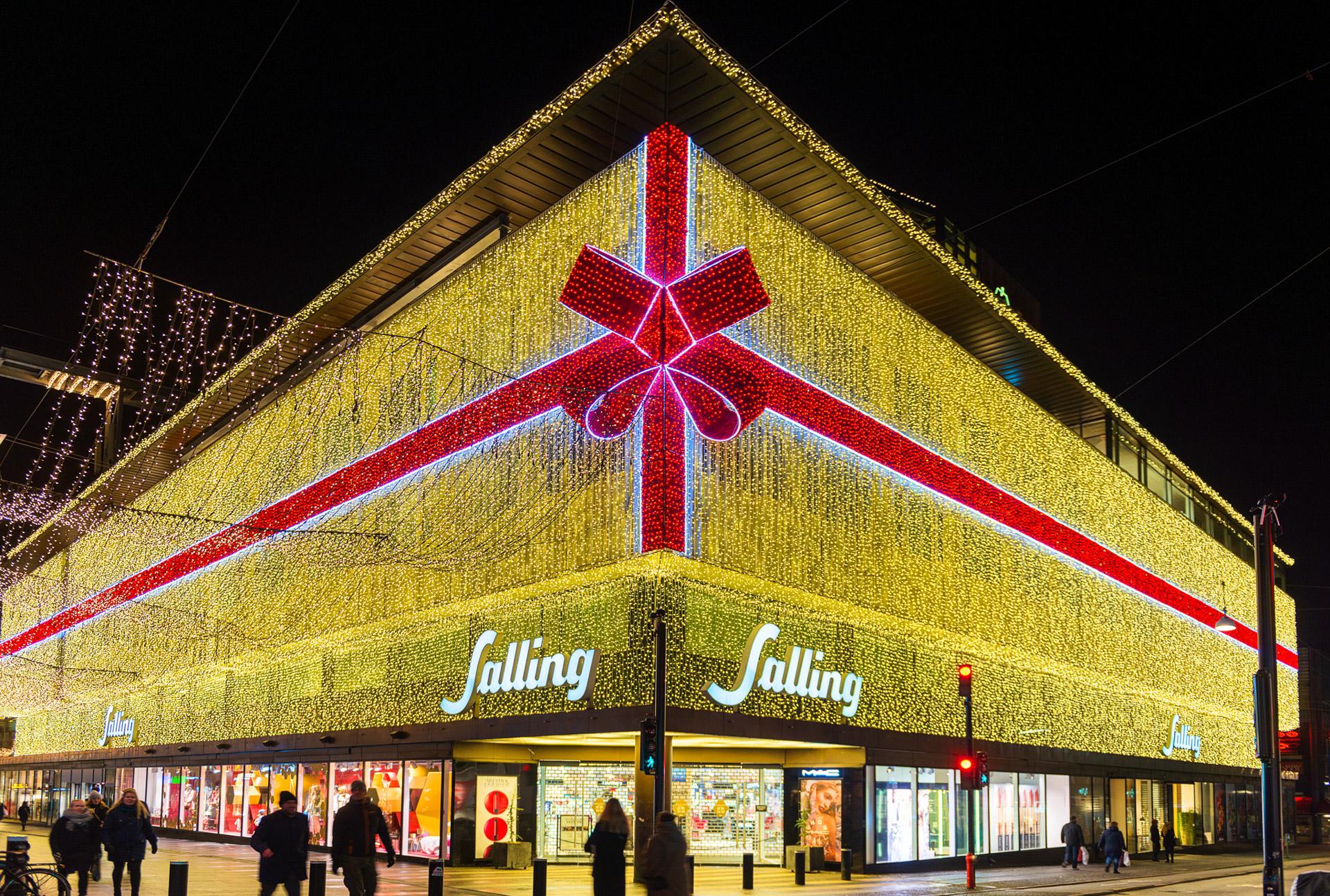 Salling ROOFTOP: Kom til masser julestemning, oplevelser og lækkerier under åben himmel
