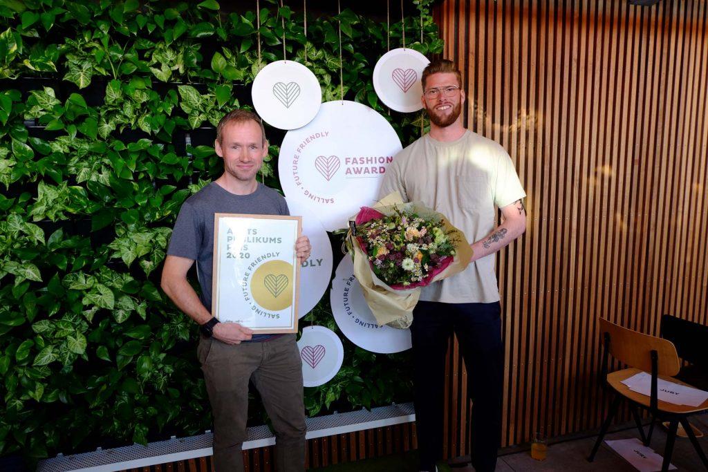 Salling: Danmarks første prisoverrækkelse for bæredygtig mode