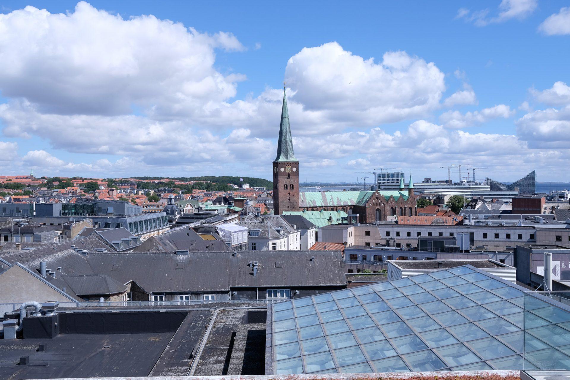 Salling ROOFTOP: Et tilløbsstykke på toppen af Aarhus