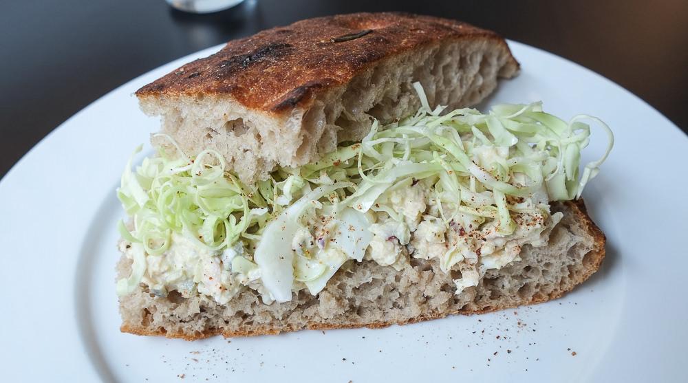 Sandwich med tun