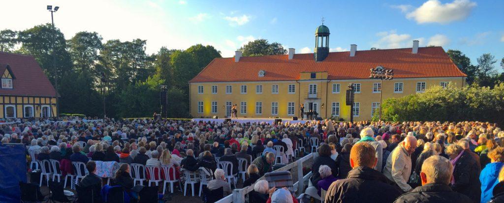 Verdensballetten 2017 på Møllerup Gods - Aarhus Update