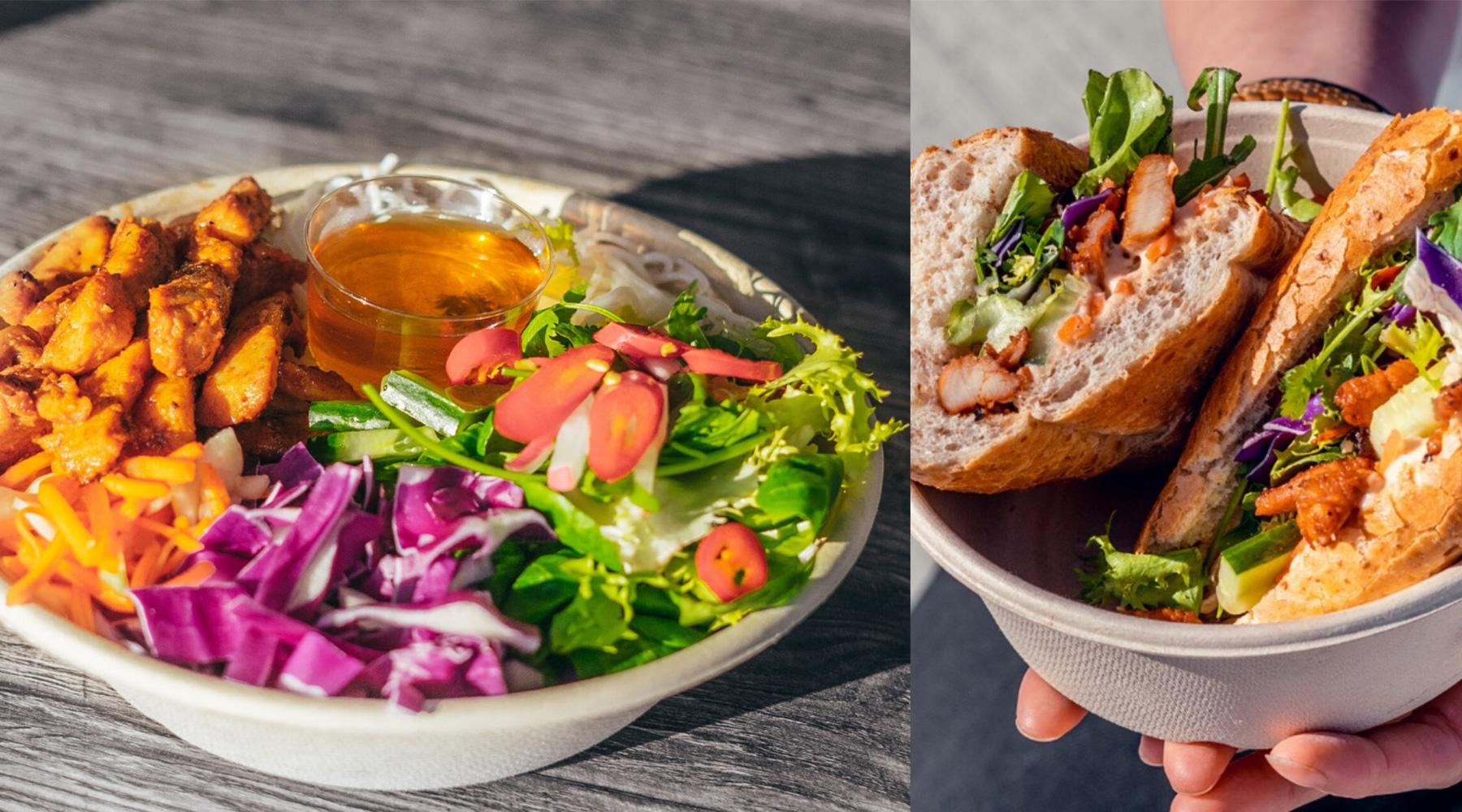 Ny asiatisk madbod i Ryesgade:Alle retter på menukortet koster 20 kroner stykket