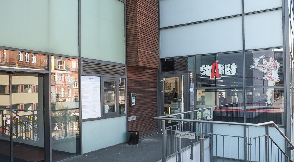 Sharks Diner i Aarhus