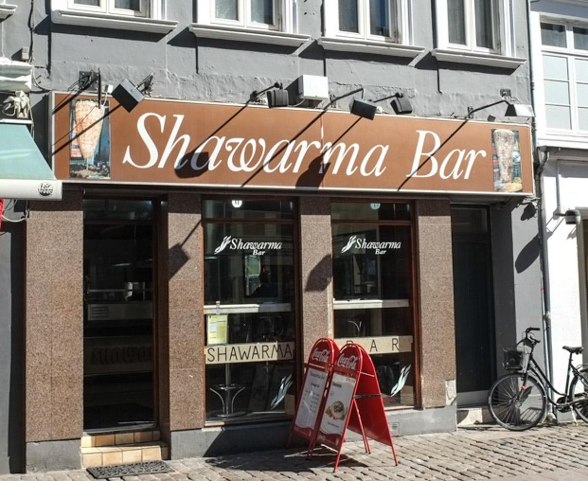 Shawarma Bar kåret for byens bedste rulle: Lever i bedste velgående efter snart 25 år i Guldsmedgade