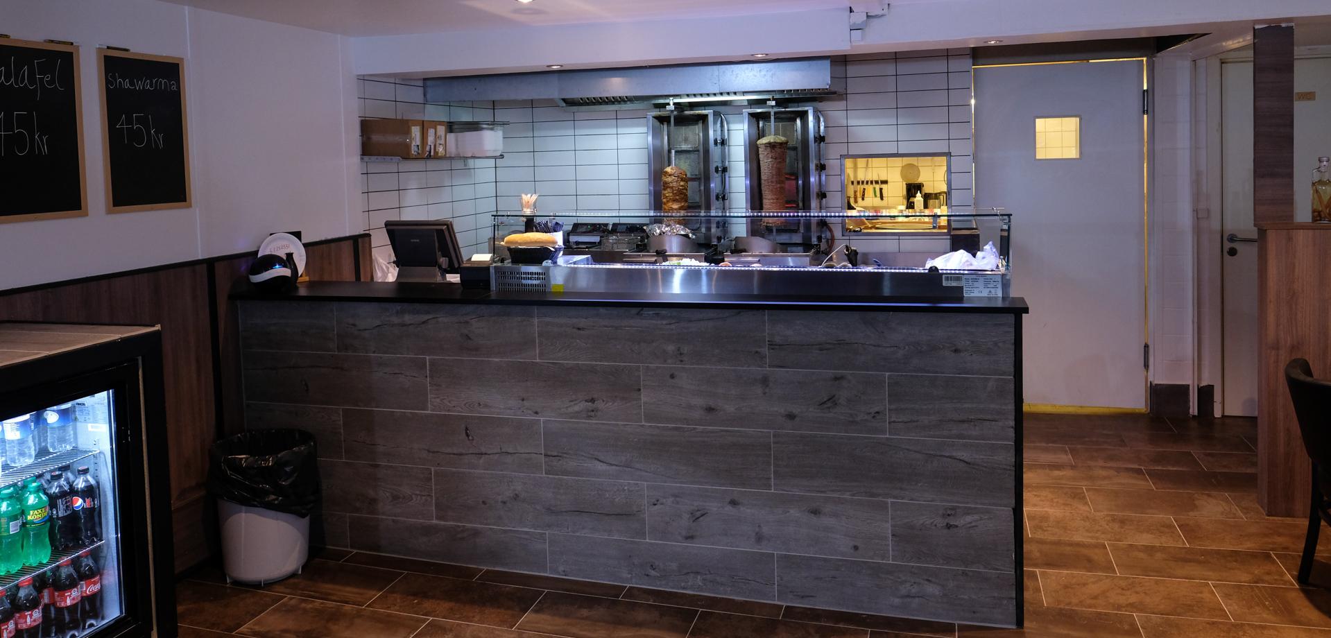 """Ny Shawarma Mester holder natåbent: På høje tid - erfaren """"mester"""" starter for sig selv"""