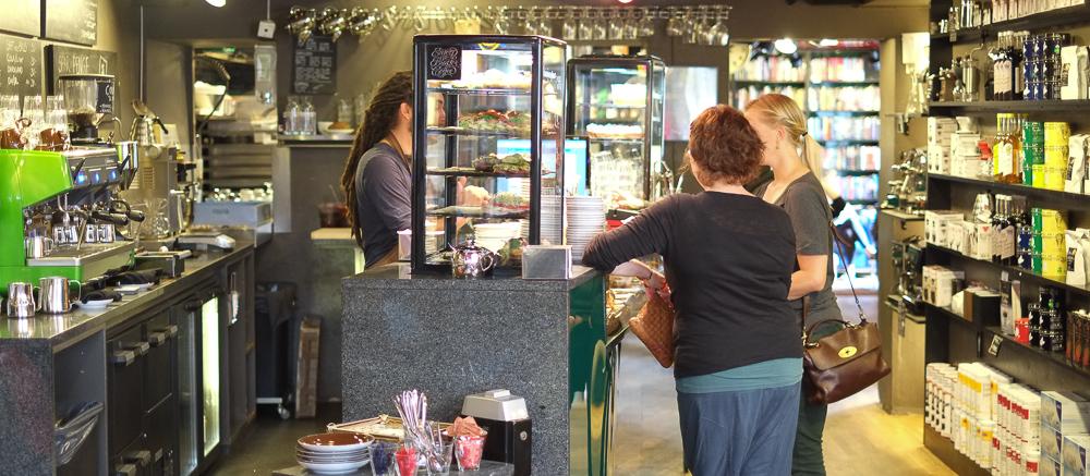 Sigfreds Kaffebar i Ryesgade_