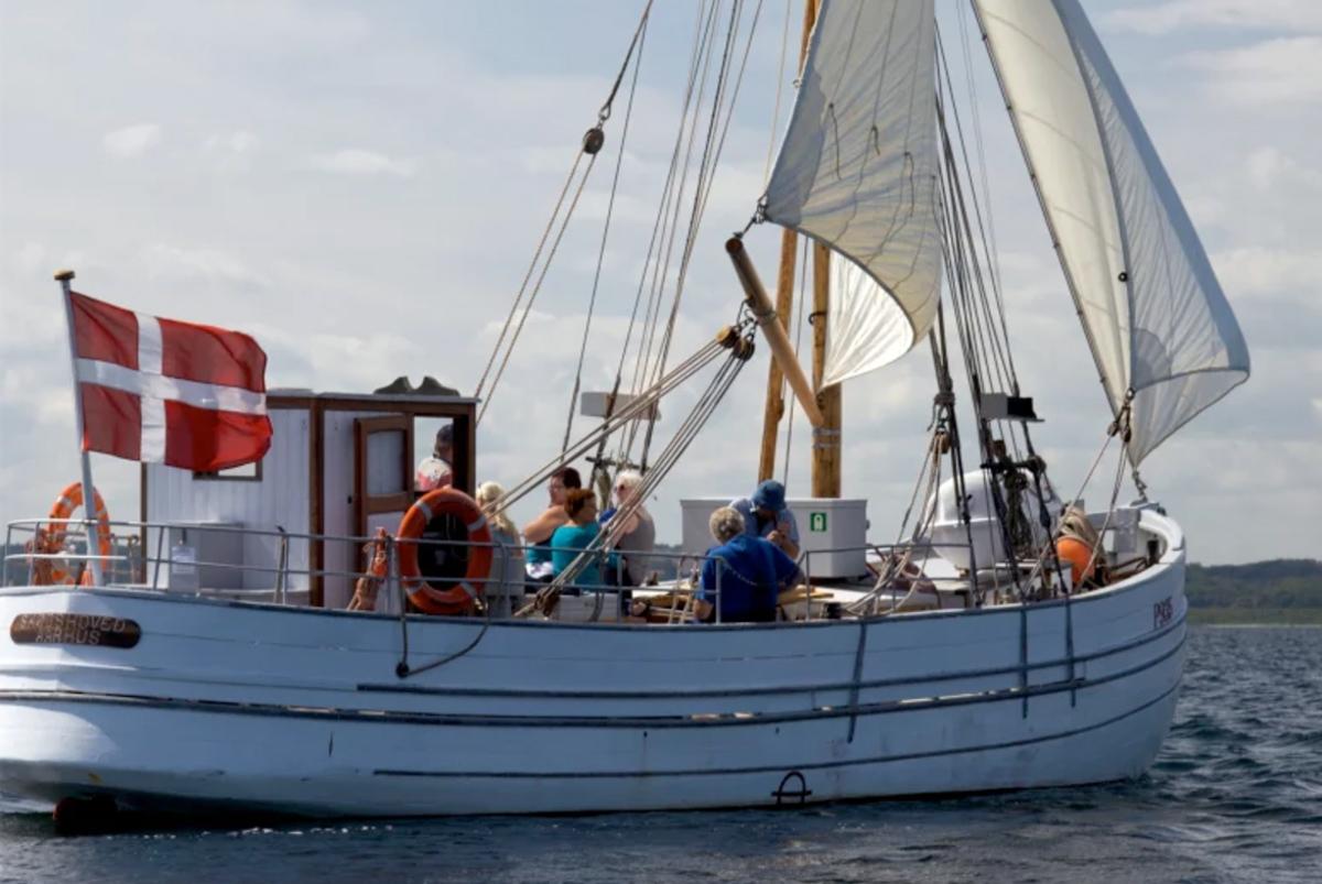 Træskibe - Aarhus Sail Event